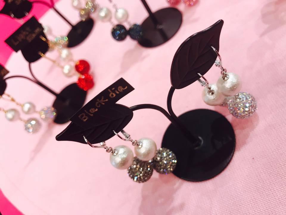 ★☆★【アモリコ】可愛いピアスやネックレス、指輪の展開を始めました★☆★