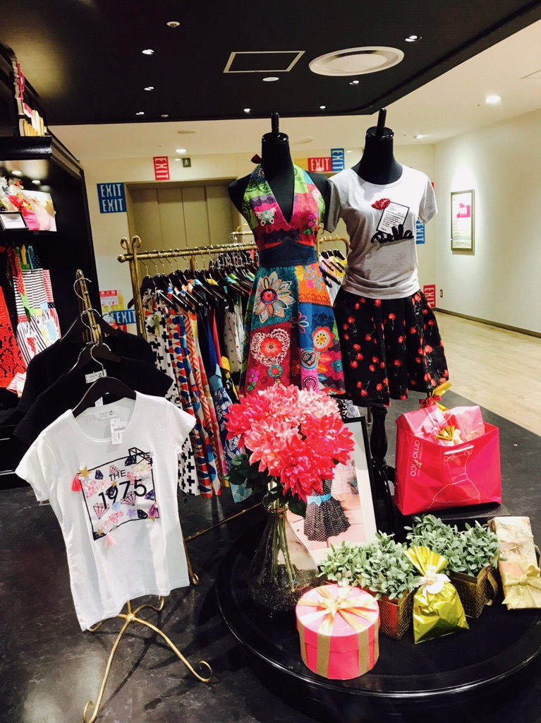 ★☆★【アモリコ】可愛いカーディガンやスカート、Tシャツの展開を始めました★☆★