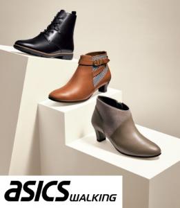 【新商品入荷】ブーツ入荷しました!ASICS WALKING